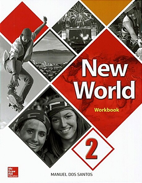 New World 2: Work Book (Paperback)