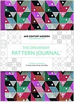 Dreamday Pattern Journal: Heraldic - Paris : `Colouring-in notebook for writing, musing, drawing and doodling` (Paperback)