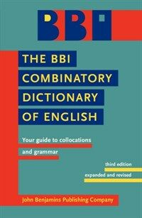The Bbi Combinatory Dictionary of English (Paperback, 3, UK)