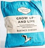 GROW UP AND LIVE BOOK BAG