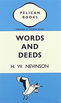 Words & Deeds Notebook (Penguin Notebooks) (Paperback)
