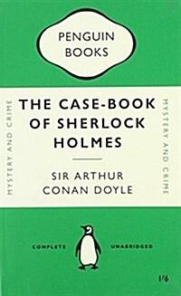 Casebook of Sherlock Holmes Notebook (Penguin Notebooks) (Paperback)