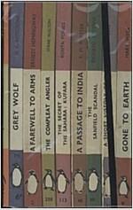 Penguin Spines Desktop Notebook (Penguin Notebooks) (Paperback)