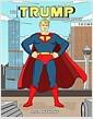 [중고] The Trump Coloring Book (Paperback, CLR)
