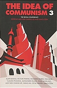 The Idea of Communism : The Seoul Conference (Paperback)