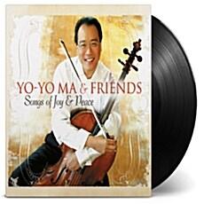 [수입] Yo-Yo Ma - 기쁨과 평화의 노래 [180g 2LP]