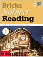 Bricks Subject Reading 1 (StudentBook + Workbook + QR + Ebook Code)