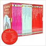 (쿠폰가 99,000원) 어스본 리딩 2단계 : Usborne My Reading Library SET ((Book 42권 + MP3 CD 1장 + Book 추가 8권))