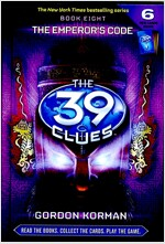 The 39 Clues #8 : The Emperor's Code (Hardcover)