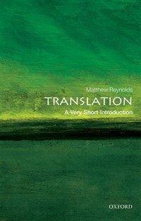 Translation: A Very Short Introduction (Paperback)