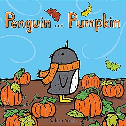 Penguin and Pumpkin (Board Books)