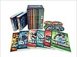 Jack Stalwart #1~14 직수입도서 (오디오CD 28장) (14 Paperback + 28 CD)