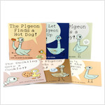 Mo Willem's Pigeon 6 Book Collection (Paperback 6권)