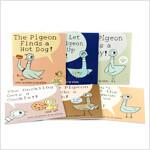 Mo Willem's Pigeon 6 Book Collection 모 윌렘스 시리즈 6종 세트 (Paperback 6권)