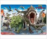 앗! 공룡이다! (8절 퍼즐)
