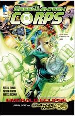 그린 랜턴 군단 Green Lantern Corps : 에메랄드 이클립스