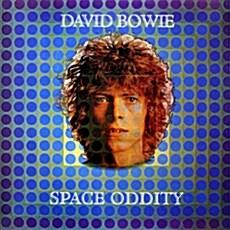 [수입] David Bowie - David Bowie (AKA Space Oddity) [2015 Remastered]