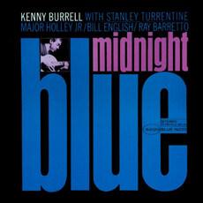 [수입] Kenny Burrell - Midnight Blue