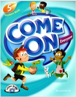 Come on Everyone Student Book 5