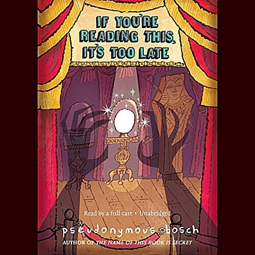 If Youre Reading This, Its Too Late (Audio CD, Unabridged)