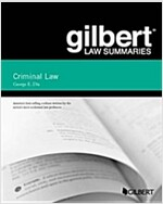 Gilbert Law Summary on Criminal Law (Paperback, 19th, New)