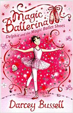 Magic Ballerina : Delphin And The Magic Ballet Shoes (Paperback + Audio CD 1장)