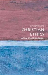 Christian Ethics: A Very Short Introduction (Paperback)