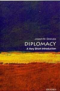 Diplomacy: A Very Short Introduction (Paperback, New)