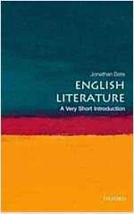 English Literature: A Very Short Introduction (Paperback)
