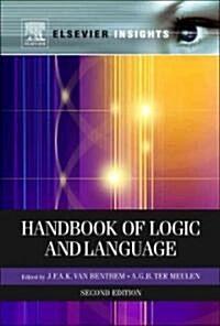 Handbook of Logic and Language (Hardcover, 2)