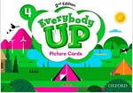 Everybody Up 4 : Picture Cards (Cards, 2nd Edition )