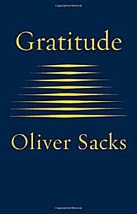 Gratitude (Hardcover, Reprints)