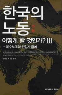한국의 노동, 어떻게 할 것인가. 3 : 복수노조와 전임자 급여