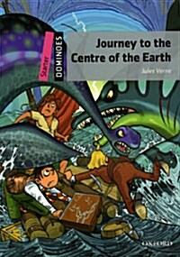 Dominoes: Starter: Journey to the Centre of the Earth (Paperback)