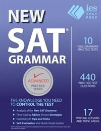 New SAT Grammar Workbook (Paperback)