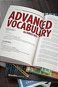 [중고] Direct Hits Advanced Vocabulary: Vocabulary for the SAT, GRE, Common Core and More (Paperback, 6)