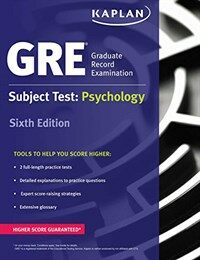GRE Subject Test: Psychology (Paperback)
