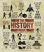 The History Book: Big Ideas Simply Explained (Hardcover)