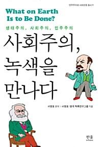 사회주의, 녹색을 만나다 (양장)