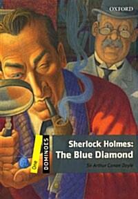 Dominoes: One: Sherlock Holmes: The Blue Diamond (Paperback)