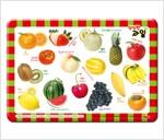 싱싱한 과일 (8절 퍼즐)