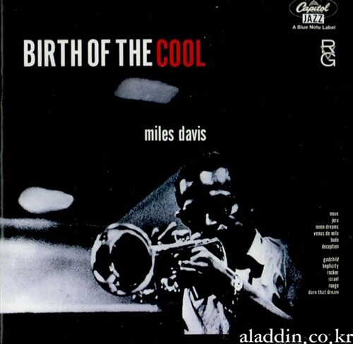 [수입] Miles Davis  - Birth Of The Cool [RVG Edition]