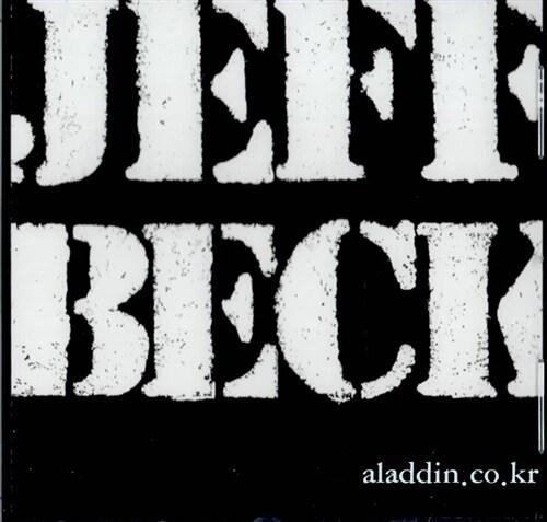[수입] Jeff Beck - There And Back