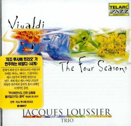 [수입] Vivaldi-The Four Seasons New Jazz Arrangement