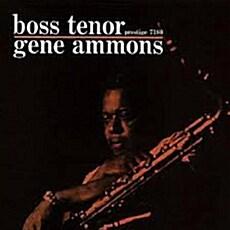 [수입] Gene Ammons - Boss Tenor [LP]