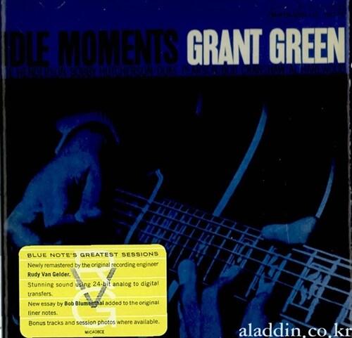 [수입] Grant Green - Idle Moments