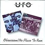 [중고] [수입] Obsession/NoPlace To Run