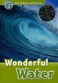 Oxford Read and Discover: Level 3: Wonderful Water Audio CD Pack (Package)