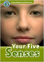 Oxford Read and Discover: Level 3: Your Five Senses (Paperback)
