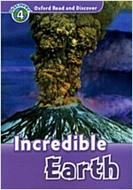 Oxford Read and Discover: Level 4: Incredible Earth (Paperback)